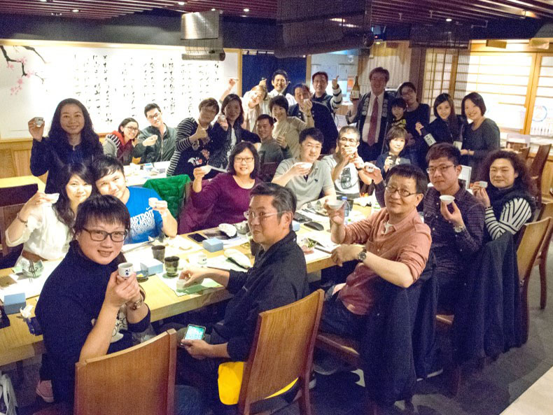 Sake Gourmet Walk - Izakaya Night