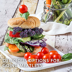Delicious Options for Going Meatless