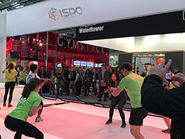 The Latest Health & Fitness Trends at ISPO Munich