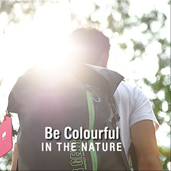 Be Colourful in the Nature