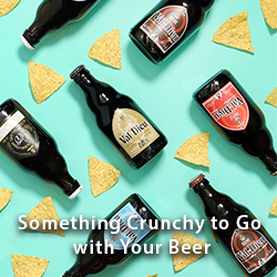 Beer & Chips Pairing - Something Crunchy to Go with Your Beer