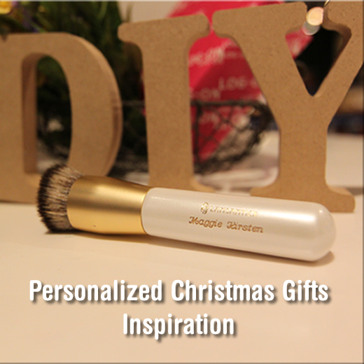 PERSONALIZED CHRISTMAS GIFTS INSPIRATION