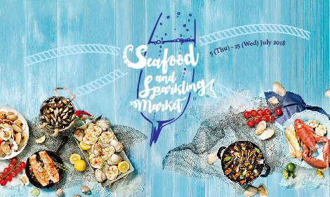 Seafood And Sparkling Market