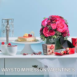 Ways to Impress on Valentine's