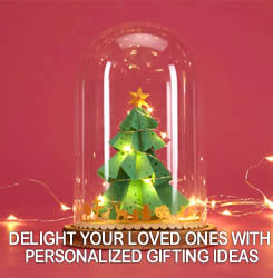 Delight Your Loved Ones with Personalized Gifting Ideas