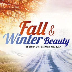 Fall & Winter Beauty