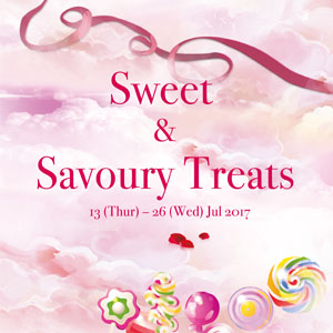 Sweet & Savoury Treats